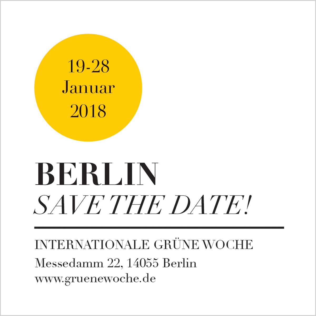 I Qube You- Show Time Berlin- Save the Date